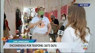 Projeto beneficente promove venda de comidas típicas de festa junina em Tremembé - Confira a reportagem exibida pelo Link Vanguarda.