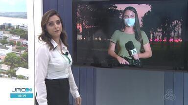 Secretaria fala sobre estado de saúde dos pacientes do MS transferidos para RO - Pacientes apresentaram melhora e uma delas já teve alta médica.
