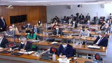 VÍDEO: Senadores aprovam quebra de sigilo de documentos enviados pelo Itamaraty, Ministério da Saúde e Fiocruz