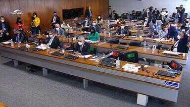 VÍDEO: Senadores aprovam quebra de sigilo telefônico e telemático de Carlos Wizard e Francisco Emerson Maximiano