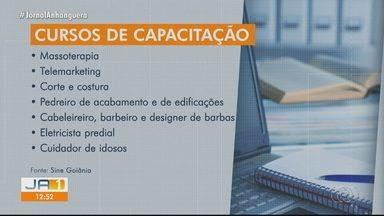 Sine de Goiânia oferece 500 vagas para cursos de profissionalização em diversas áreas - Veja como se inscrever!