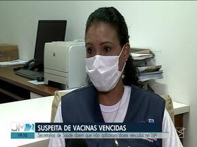 Prefeitura de São Luís nega ter aplicado doses vencidas da vacina contra a Covid-19 - Folha de São Paulo publicou reportagem sobre vacinas com prazo de validade vencido que teriam sido aplicadas em vários estados do país.