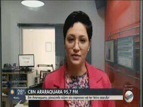 Passarela de Araraquara sobre via expressa terá feira popular - Ingrid Sá, da CBN Araraquara, traz mais informações.