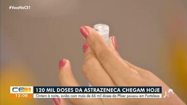 Municípios dizem que não aplicaram doses vencidas - Saiba mais em: g1.com.br/ce