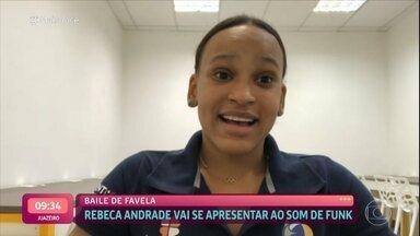 Conheça Rebeca Andrade, uma das atletas que representará o Brasil em Tóquio - A ginasta saiu de casa aos 10 anos em busca do sonho