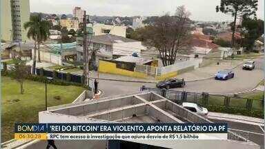 """""""Rei do Bitcoin"""" era violento, diz a Polícia Federal - Claudio José de Oliveira foi preso nesta semana, acusado de dar um golpe de R$1,5 bilhão de reais"""