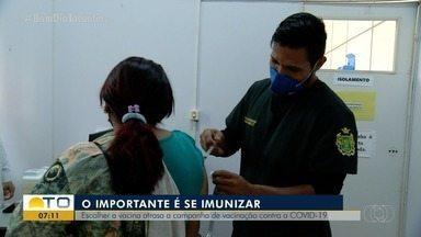 Escolher qual vacina tomar atrasa processo de imunização contra Covid-19 - Escolher qual vacina tomar atrasa processo de imunização contra Covid-19