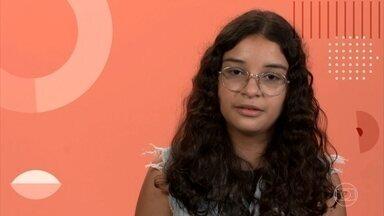 Conheça Helloysa do Pandeiro - Cantora de 14 anos é de Areia, PB