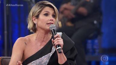 Flávia Alessandra fala sobre violência contra a mulher - Flávia Alessandra faz um desabafo sobre o tema