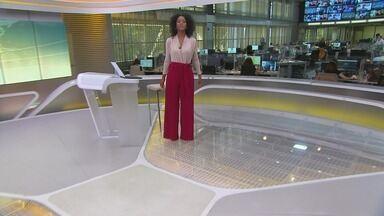 Jornal Hoje - Edição de 26/07/2021 - Os destaques do dia no Brasil e no mundo, com apresentação de Maria Júlia Coutinho.