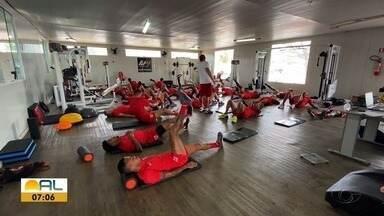 CRB enfrenta o Fortaleza pelas oitavas de final da Copa do Brasil - Galo precisa reverter a vantagem conquistada pelo adversário.