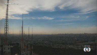 Confira como fica o tempo em Goiás - Umidade do ar em todo o estado fica em cerca de 20%.