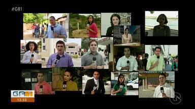 TV Grande Rio há 30 anos contribuindo com a melhoria da qualidade de vida da população - Esse é o papel do jornalismo, fazer a ponte entre a comunidade e o poder público.