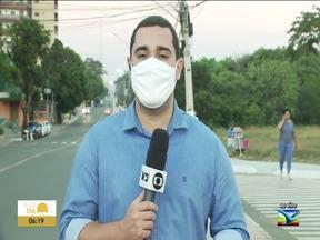 Veja os números da Covid em Imperatriz - Repórter André Sousa apresenta na manhã desta segunda-feira (9) os números da doença na cidade.