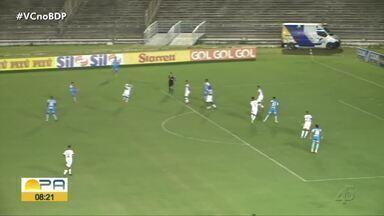 Paysandu sai na frente, mas perde de virada para o Botafogo na Paraíba - Paysandu sai na frente, mas perde de virada para o Botafogo na Paraíba