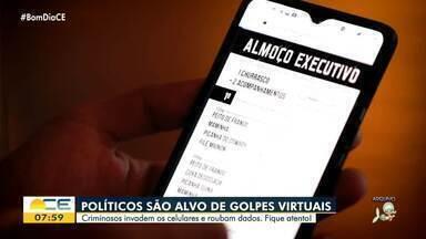 Inácio Aguiar comenta os bastidores da política - Saiba mais em: g1.com.br/ce