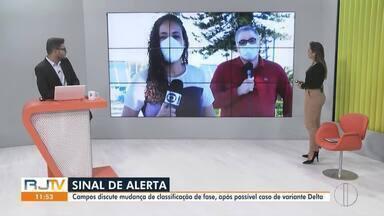RJ1 Inter TV - Edição desta segunda-feira, 9 de agosto de 2021 - Telejornal traz os assuntos que são destaque e mexem com a rotina dos moradores do interior do Rio.