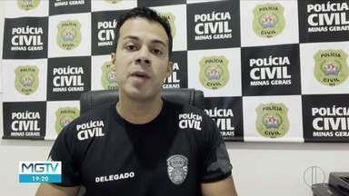 Polícia Civil indicia Copasa por crime ambiental em Espinosa - Investigação aponta que companhia foi responsável por jogar esgoto no Rio Galheiros.