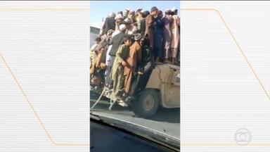 Talibã conquista segunda maior cidade do Afeganistão - EUA e Reino Unido enviam militares para retirar diplomatas do Afeganistão. ONU alerta para catástrofe humanitária.