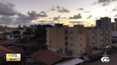 Veja as imagens do amanhecer enviadas pelos telespectadores - Fotos são divulgadas no Bom Dia Alagoas.