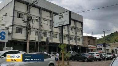 Adolescentes são detidos por roubo a joalheria em Caratinga - Crime foi no dia 12 de julho.
