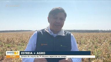 Presidente do Sindicato Rural de Dourados fala sobre estréia do + Agro - MS1