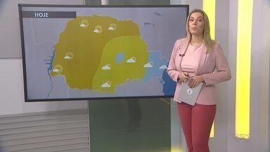 PREVISÃO DO TEMPO - Confira como fica a previsão do tempo.