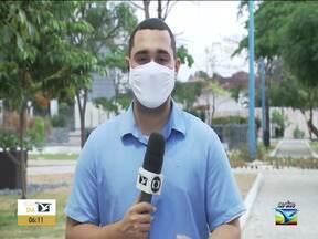 Veja os casos da Covid-19 em Imperatriz - Repórter André Sousa apresenta na manhã desta quarta-feira (1º) os números da doença na cidade.