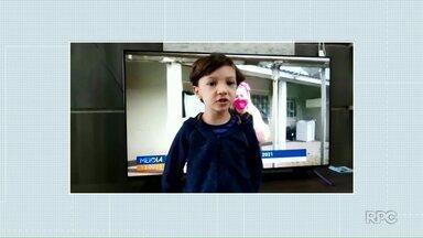 Telespectadores chamam o intervalo no Meio-Dia Paraná - Os vídeos são enviados para o telefone (45) 9 9951-5958