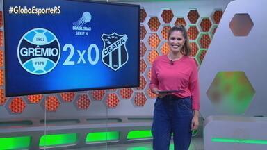Globo Esporte RS - 13/09/2021 - Assista ao vídeo.