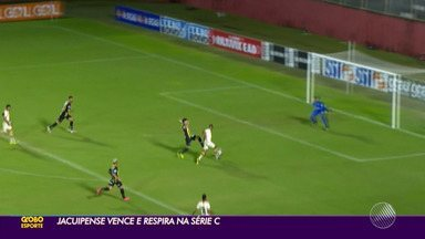 Confira informações sobre os times baianos Juazeirense e Jacuipense - Veja os melhores momentos da partida.