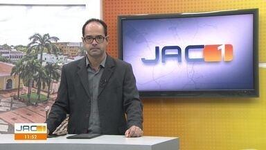 Assista a íntegra do Jornal do Acre 1ª desta segunda-feira (13) - Assista a íntegra do Jornal do Acre 1ª desta segunda-feira (13)