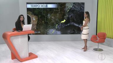 Confira a previsão do tempo para esta segunda-feira (13) no interior do Rio - Dia deve ser de sol e altas temperaturas em diversas cidades.