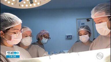 Primeiro Mutirão de Mamoplastia Redutora acontece em Aracaju - Primeiro Mutirão de Mamoplastia Redutora acontece em Aracaju.