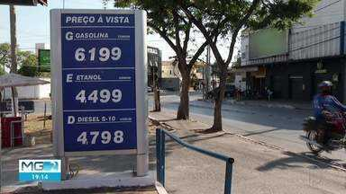 Queda na procura por combustíveis faz postos fecharem as portas - Preço afetou o consumo está endo consequências para as empresas.