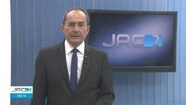 Assista a íntegra do Jornal do Acre 2ª desta segunda-feira (13) - Assista a íntegra do Jornal do Acre 2ª desta segunda-feira (13)