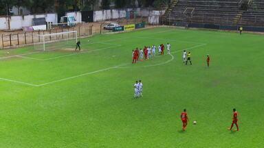 América-TO estreia com vitória na Segunda Divisão do Mineiro - O jogo foi realizado em Governador Valadares.