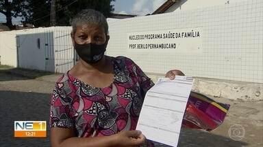 Moradores do Coque, no Recife, sofrem sem atendimento médico - Pacientes também reclamam da falta de remédios