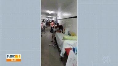 Pacientes do Hospital Otávio de Freitas, no Recife, sofrem para conseguir fazer cirurgia - Fila de espera para exames também causa indignação