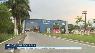 Justiça proíbe trocas de terrenos entre Prefeitura e entidade de Juquiá - Ministério Público moveu a ação contra um ex-prefeito e um servidor público da cidade.