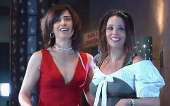 Video Show invade bastidores do filme Os Normais 2 - Veja o que Fernanda Torres e Luiz Fernando Guimarães vão aprontar na nova produção.