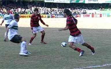 Última derrota do Flamengo por 5 a 0 aconteceu em 2009