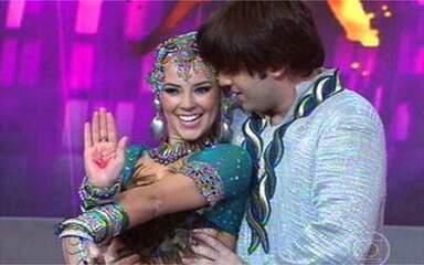 Dança dos Famosos - Dança Indiana