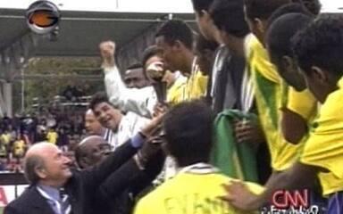 Mundial Sub-17 de 2003: Brasil é tricampeão