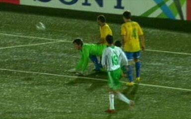 Maldição dos goleiros no Mundial sub-17 atinge o Brasil, que perde para o México