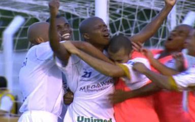 Na voz de Cléber Machado, os gols de Grêmio Prudente 2 x 0 Corinthians pela 15ª rodada do Paulistão 2010