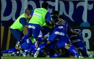 Na voz de Milton Leite, os gols de Grêmio Prudente 1 x 2 Santo André pelo jogo de ida da semifinal