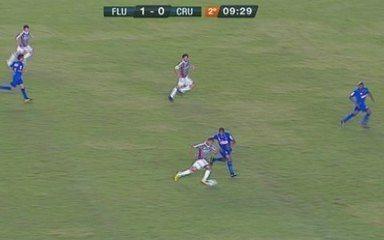 Melhores momentos: Fluminense 1 x 0 Cruzeiro pela 10ª rodada do Brasileirão 2010
