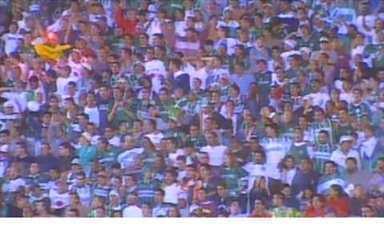 Em 1999, Palmeiras garante vaga na Libertadores após derrotar Corinthians nos pênaltis