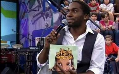 Lázaro Ramos fala sobre seu livro infantil